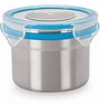Steel Lock Storage Container - Set of 6