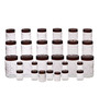 Steelo Transparent Storage Container - Set of 30