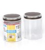 Steelo Transparent 1100 Ml Storage Container - Set of 6