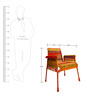 Stork Chair by Sahil Sarthak Designs