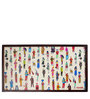 Street Circus Breakfast/ Coffee Table in Multicolor by Chumbak