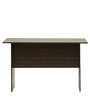 Study Table with Drawers in Wenge Finish by Marco
