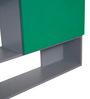 Wall Mounted Book Shelf by DesignBar