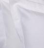 Stybuzz White Cotton 18 x 27 Pillow Cover- Set of 2
