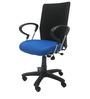 Stylized Geneva Computer Chair  by Chromecraft