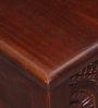 Kevika Handcrafted Trunk in Honey Oak Finish by Mudramark