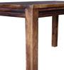 Montesano Six Seater Dining Set in Provincial Teak Finish by Woodsworth