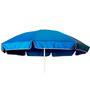 Sun Umbrellas Outdoor Umbrella 7 inch in Blue