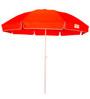 Sun Umbrellas Winch Open Outdoor Umbrella 8 inch in Red