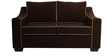 Swarthmore Sofa Set (3+2+2+1) in Coffee Color by ARRA