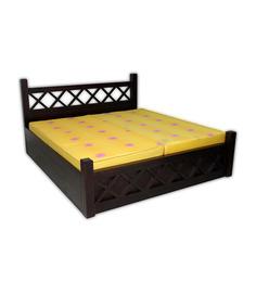 Swank King Size Storage Bed
