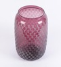 SWHF Purple Glass Vase