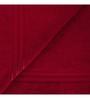 Swiss Republic Red Cotton 28 x 59 Bath Towel - Set of 2