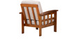 Sydney Sofa set with Cushion (3+1+1 Seater) by Royal Oak