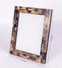 Tahany Photo Frame in Multicolour by Amberville