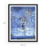 Tallenge Photographic Paper 18 x 1 x 24 Inch Modern Masters Collection Santiago El Grande by Salvador Dali Framed Digital Art Print