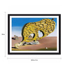 Tallenge Photographic Paper 24 x 1 x 18 Inch Modern Masters Collection L'Enigma Del Desiderio by Salvador Dali Framed Digital Art Print