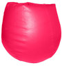 Teardrop Bean Bag (With Beans) in Pink Colour by Feel Good