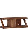 Montesano Entertainment Unit in Provincial Teak Finish by Woodsworth