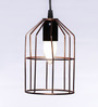 Alcoa Ceiling Lamp in Copper by Bohemiana