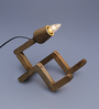 Etro Table Lamp in Brown by Bohemiana