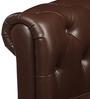 The Churchill Chair in Brown Colour by HomeHQ