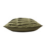The Decor Mart Sage Green Polyester 16 x 16 Inch Cushion Cover with Insert