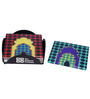 The Elephant Company Acrylic Coasters Mehrab - Set of 6