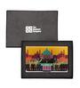 The Elephant Company Indian Caravan Serai Steel Multicolour Card Holder