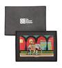 The Elephant Company Mughal Elephant Steel Card Holder