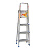 The Furniture Store Iron 3 Steps 3 FT Ladder