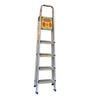 The Furniture Store Iron 4 Steps 4 FT Ladder