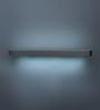 The Light Store Silver Aluminium Wall Light