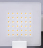 The Light Store White Acrylic Wall Light