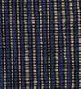 The Rug Republic Multicolour Cotton & Jute Solid Carpet