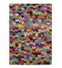 The Rug Republic Multicolour Hide Geometric Pattern Carpet