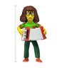 The Simpsons Aerosmith Joe Perry 25Th Anniversary Collectible Action Figure