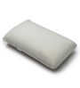 The White Willow White Memory Foam 19 x 10 Inch Rectangle Cushion Insert