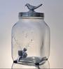 The Yellow Door Russet Glass 5 L Mason Jar Dispenser