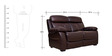 Titan Leather Two Seater Sofa by HomeTown