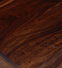Timpson Six Seater Dining Table in Provincial Teak Finish by Amberville