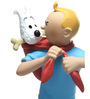 Tintin And Incorrigible Snowy