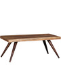 Arlington Coffee Table in Dual Tone Finish by Woodsworth