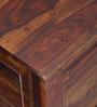 Trydelt Small Trunk in Provincial Teak Finish by Amberville