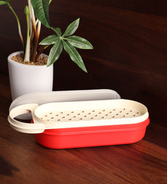 Tupperware Polypropylene Handy Grater