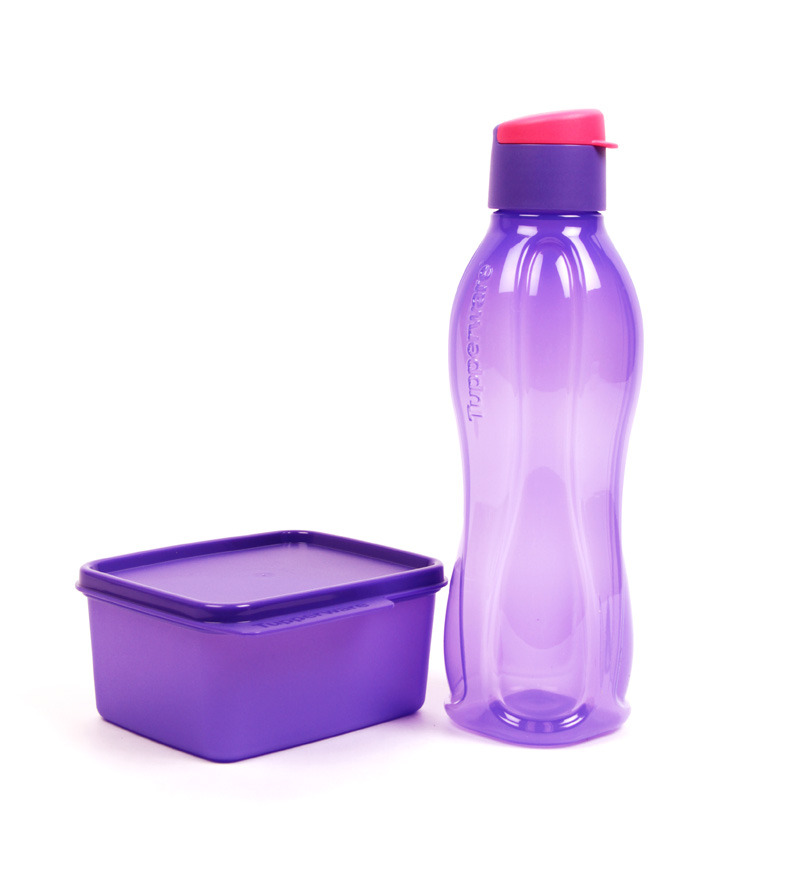 Buy Tupperware Xtreme Set Of 1 Bottle And 1 Container With