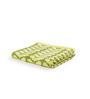 Turkish Bath Green Cotton 30 x 58 inch Bath Towel