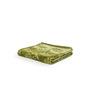 Turkish Bath Green Cotton 30 x 58 Bath Towel