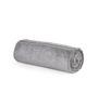 Turkish Bath Grey Cotton 30 x 57 Inch Bath Towel