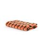 Turkish Bath Orange Cotton 30 x 58 inch 3-piece Towel Set